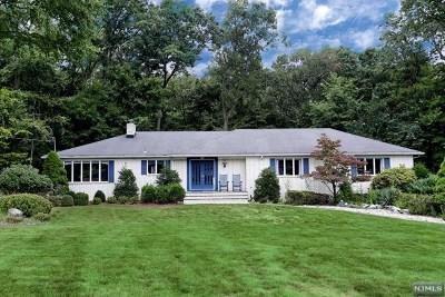 Bergen County Single Family Home For Sale: 47 Appert Terrace
