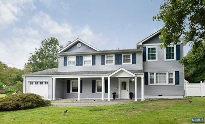 Morris County Single Family Home For Sale: 25 Curtis Drive