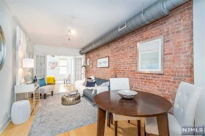 Hudson County Condo/Townhouse For Sale: 202 6th Street #2l
