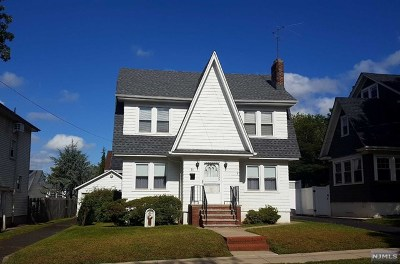 Hudson County Single Family Home For Sale: 51 Jefferson Avenue