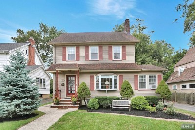 Essex County Single Family Home For Sale: 19 Stanford Place