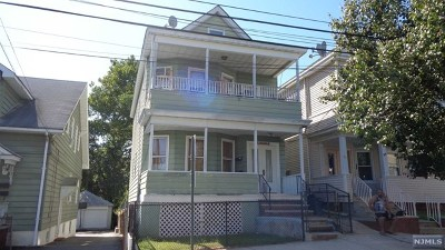 Bergen County Multi Family 2-4 For Sale: 15 Orchard Street