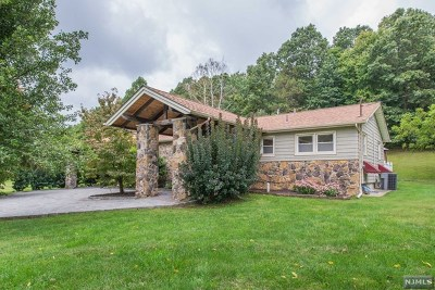 Morris County Single Family Home For Sale: 143 Smithtown Road