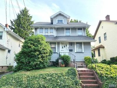 Bergen County Multi Family 2-4 For Sale: 33 Central Avenue