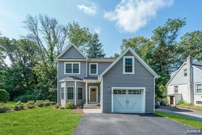 Park Ridge Single Family Home For Sale: 71 Mountain Avenue
