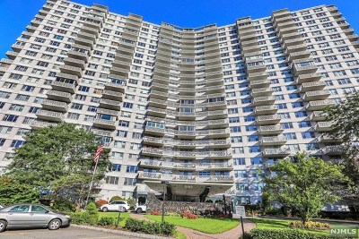 Fort Lee NJ Condo/Townhouse For Sale: $235,000