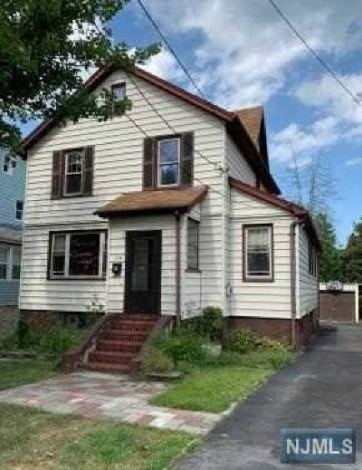 Bergen County Single Family Home For Sale: 175 Broadway