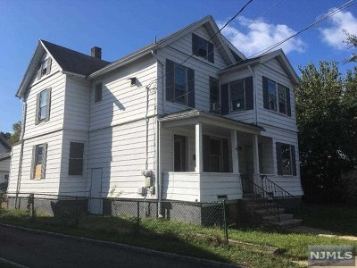 Essex County Single Family Home For Sale: 254 Newark Avenue