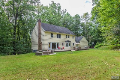 Morris County Single Family Home For Sale: 43 Mile Drive