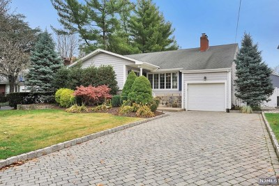 Bergen County Single Family Home For Sale: 103 Westminster Avenue