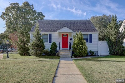 Morris County Single Family Home For Sale: 76 Jackson Avenue