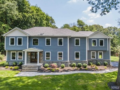 Wyckoff NJ Single Family Home For Sale: $1,250,000