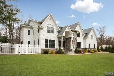 Haworth NJ Single Family Home For Sale: $1,625,000