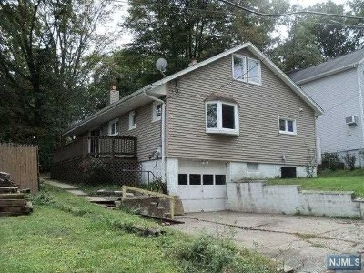 West Milford Single Family Home For Sale: 5 Mountainside Road