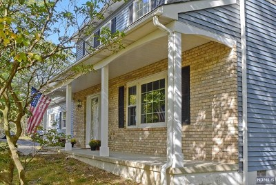 Denville Township Single Family Home For Sale: 161 Hillcrest Drive