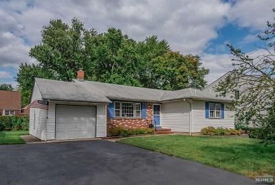 Glen Rock Single Family Home For Sale: 17 Hudson Place