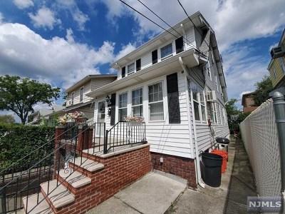 Cliffside Park NJ Single Family Home For Sale: $489,000