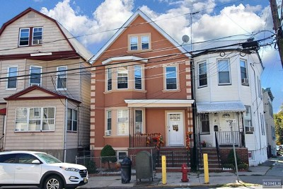 Hudson County Multi Family 2-4 For Sale: 4 Tappan Street