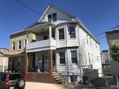 Hudson County Multi Family 2-4 For Sale: 185 Tappan Street