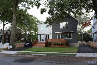 Essex County Condo/Townhouse For Sale: 8 Willard Place #B