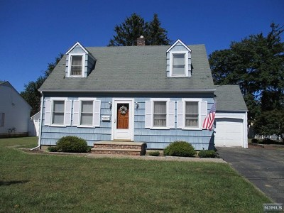 Morris County Single Family Home For Sale: 50 Franklin Avenue