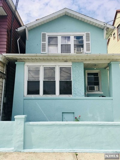 Passaic County Single Family Home For Sale: 122 East 19th Street