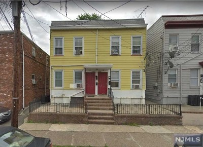 Passaic County Multi Family 2-4 For Sale: 19-21 East 18th Street