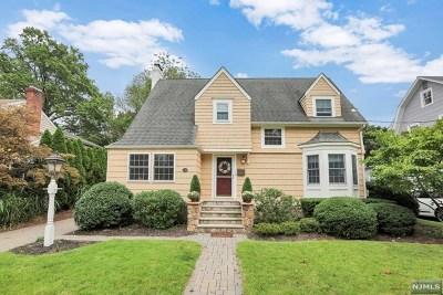 Ridgewood Single Family Home For Sale: 345 Bogert Avenue