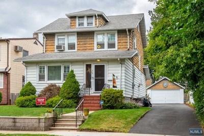 Teaneck Single Family Home For Sale: 305 Farrant Terrace