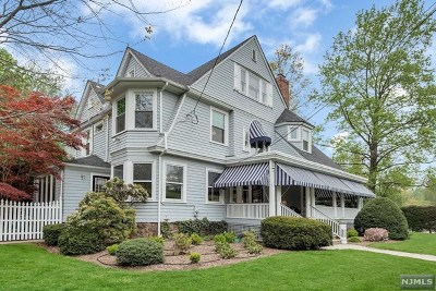 Essex County Single Family Home For Sale: 412 Park Street