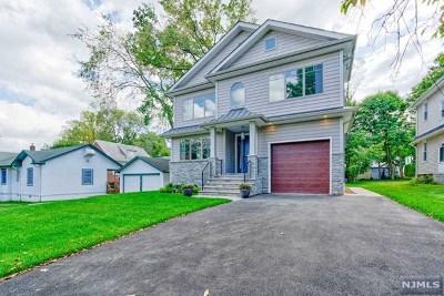 Teaneck NJ Single Family Home For Sale: $1,235,000