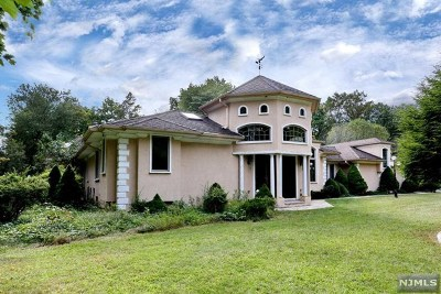 Norwood NJ Single Family Home For Sale: $979,000