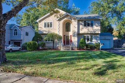 Paramus NJ Single Family Home For Sale: $799,000