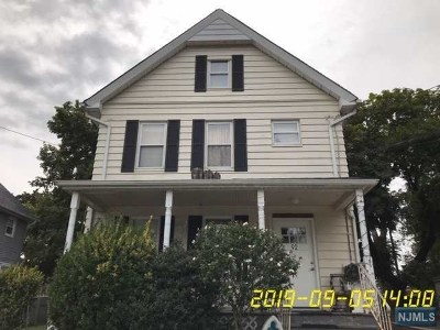 Englewood NJ Single Family Home For Sale: $355,000