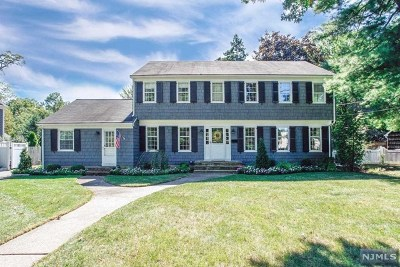 Oradell Single Family Home For Sale: 911 Soldier Hill Road