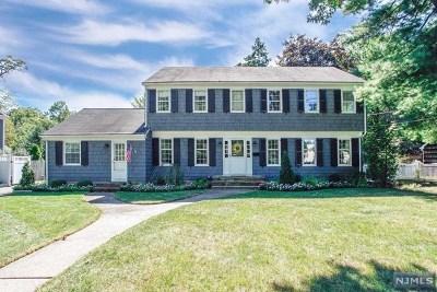 Oradell NJ Single Family Home For Sale: $699,000