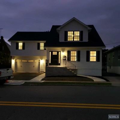 Lyndhurst NJ Single Family Home For Sale: $775,000