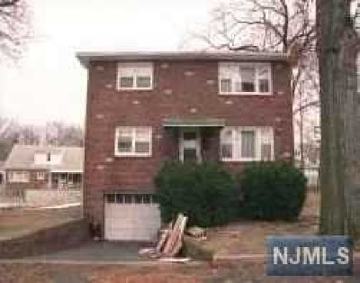 Essex County Multi Family 2-4 Under Contract: 18 Princeton Terrace