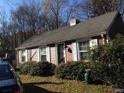 Ridgewood Single Family Home Under Contract: 50 Nauset Lane