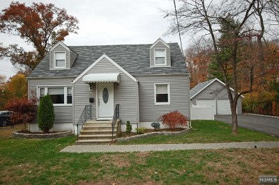 Ridgewood Single Family Home Under Contract: 272 Van Emburgh Avenue