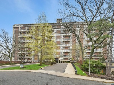 Fort Lee Condo/Townhouse Under Contract: 1 Horizon Road #405