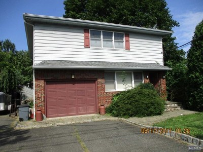 Wanaque Single Family Home Under Contract: 599 Ringwood Avenue
