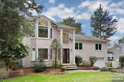 Bergen County Single Family Home Under Contract: 241 Hardenburgh Avenue