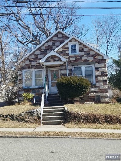 Hawthorne Single Family Home Under Contract: 29 Coolidge Place
