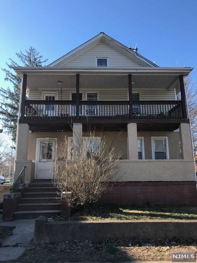 Englewood Multi Family 2-4 Under Contract: 128 William Street