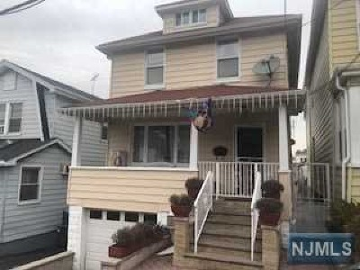 North Bergen Single Family Home Under Contract: 1502 80th Street