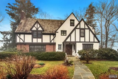 Englewood Single Family Home Under Contract: 338 Hillcrest Road
