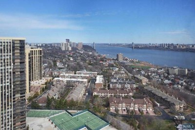 Cliffside Park Condo/Townhouse Under Contract: 200 Winston Drive #3007