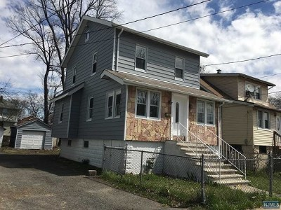 Englewood Single Family Home Under Contract: 151 Warren Street