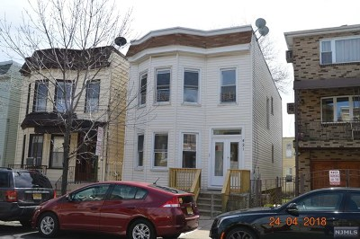 Hudson County Multi Family 2-4 Under Contract: 421 67th Street